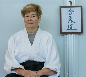 Alice MacAllister Sensei
