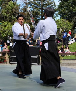 Kumitachi, Cupertino Cherry Blossom Festival